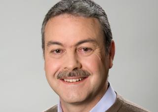 Markus Baumann, Präsident des Gewerkschaftsbunds Kanton Solothurn und Kantonsrat.