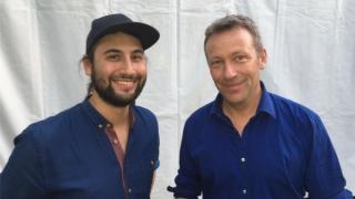 Soner Yaprak (l.) und Mathias Stricker